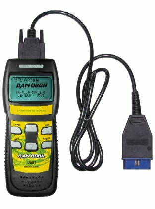 CAN OBDII Trouble Code Reader